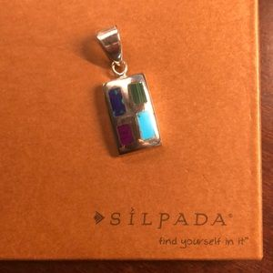 Retired Silpada Pendant